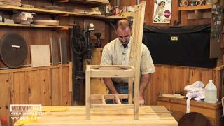 Getting Wobble-free Chair Legs