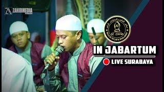 Download Mp3 In Jabartum -  Nurul Huda Wa Fana | Majelis Azzahir Live Surabaya |  Vid