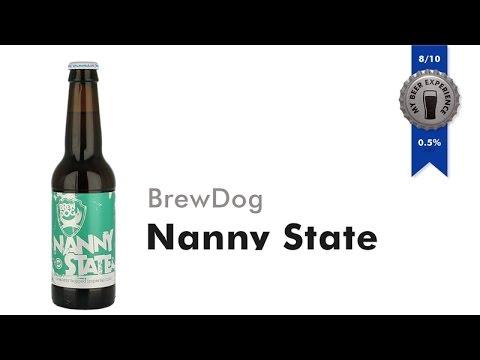 BrewDog - Nanny State (video Review)