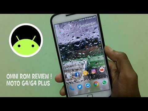 Omni Rom Review on Moto G4/G4 Plus