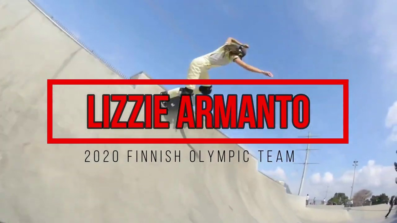 The Best of Lizzie Armanto- Pro Skater Feature