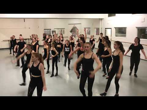 Pineapple Dance Studios - 42nd Street Finale - Choreography