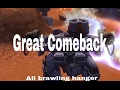 War Robots-Great Comeback (All Brawling Hanger)