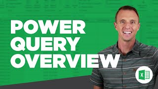 Power Query Overview - Automate Data Tasks in Excel & Power BI