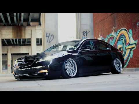 The CLEANEST Bagged Acura TL In The MIDWEST! Matthews Acura TL