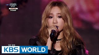 TAEYEON (태연) - I (Feat.kanto)  [Music Bank K-Chart #1 / 2015.10.16]
