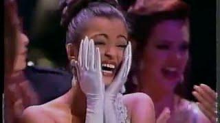Aishwarya Rai Miss World 1994 Crowning Moment