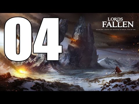 Lords of the Fallen - Walkthrough Part 4: Find Kaslo