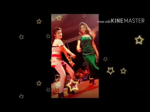 Palang Kare Choy Choy Bhojpuri Stage  Video Song! 2017!!khesari Lal Yadav!!