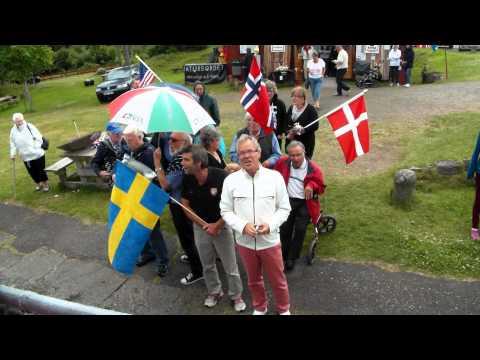 Gota canal singers at Forsvik.
