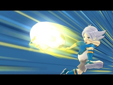 Inazuma Eleven Strikers Go 2013 Inazuma Japan vs Fifth Sectors Wii (Dolphin Emulator)