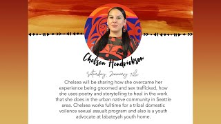 Meet the Survivors - Live Storytelling + Q&A with Chelsea Hendrickson