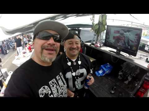 Raiders vs Broncos Tailgate 7-2