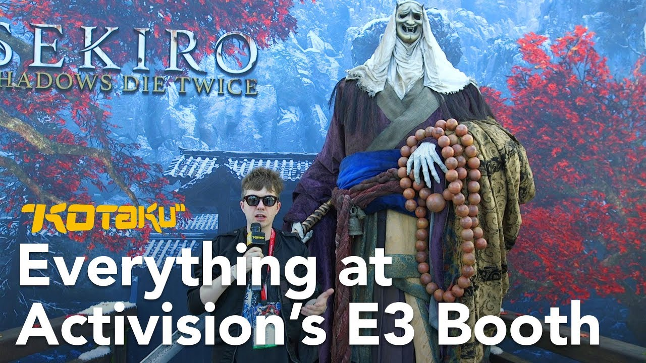 Everything At Activision's E3 2018 Booth With Tim Rogers