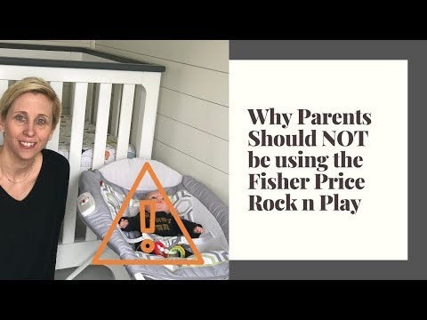 Why You Should NOT Use The Fisher Price Rock N Play | BabyNav