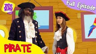 Let's Play: Pirate   FULL EPISODE   ZeeKay Junior