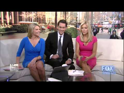 Heather Nauert & Ainsley Earhardt ATSS 3/7/16