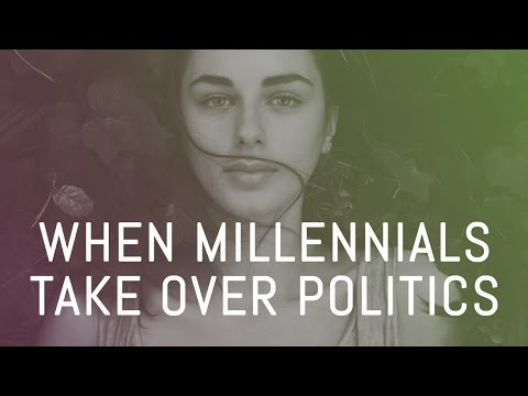 When Millennials take over politics   S1/E5: Life in 2030 podcast   Quantumrun.com