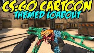 CS:GO-Cartoon - /Comic-Themen-Loadout! - WORKSHOP SKINS!