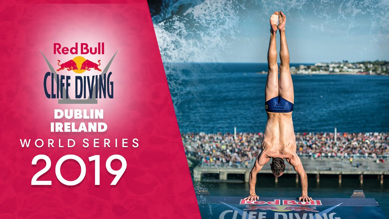 REPLAY Red Bull Cliff Diving World Series 2019 | Dublin, Ireland