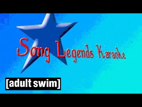 3 Karaoke Song Legends | Tim and Eric Awesome Show, Great Job! | Adult Swim