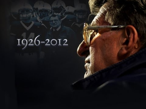 Joe Paterno dead at 85