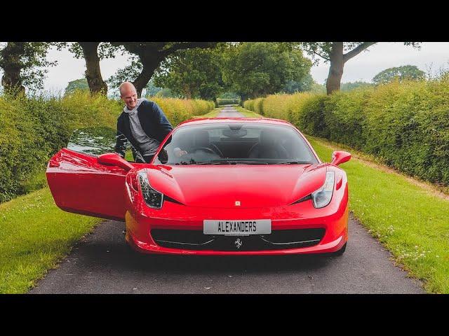 [Time To Buy?] Ferrari 458