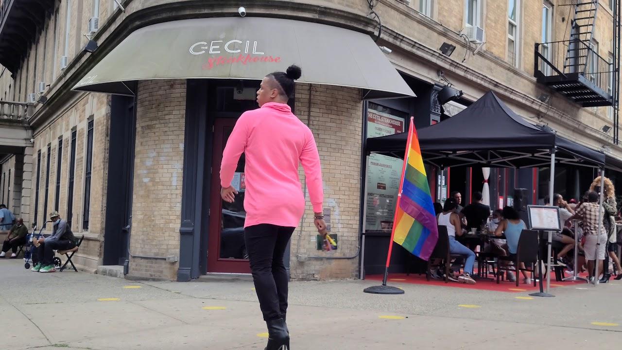 "Brayan Llamoza presents ""PRIDE"" A DANCE VIDEO"