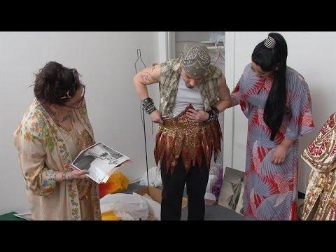Legendary: Yma Sumac's Flamboyant Fashion