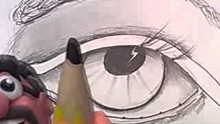Drawing Eyes with Mark Kistler