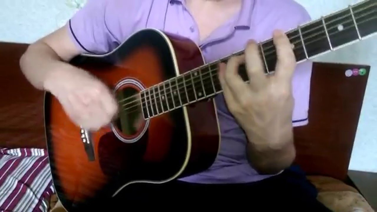 Blue Suede Shoes Guitar Cover
