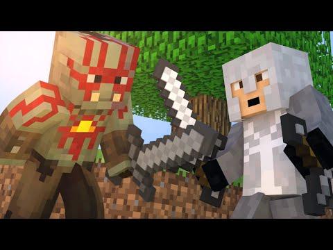 ВЛАСТЕЛИН КОЛЕЦ В МАЙНКРАФТ #3 - АТАКА ГИГАНТОВ (Minecraft с модами 1.10)