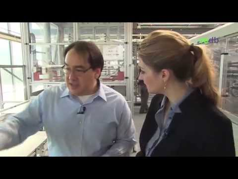 Solar Module Production Technology At Meyer Burger