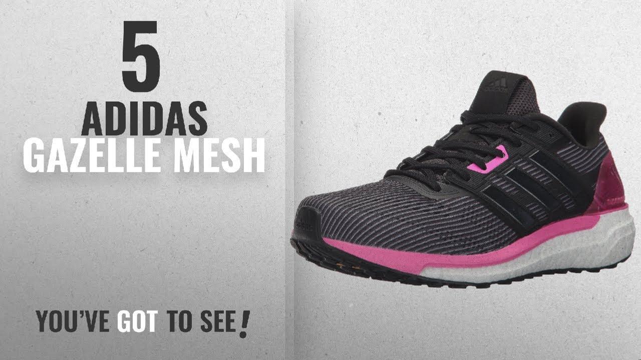 ed61540dc52a Top 5 Adidas Gazelle Mesh [2018]: adidas Originals Women's Supernova w  Running Shoe, Utility