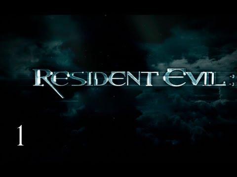 Resident evil 1 / Обитель зла 1 - Прохождение Серия #1 [Jill]