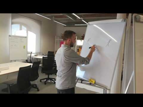 NUMA Barcelona | Draw your startup solution ft Shipeer