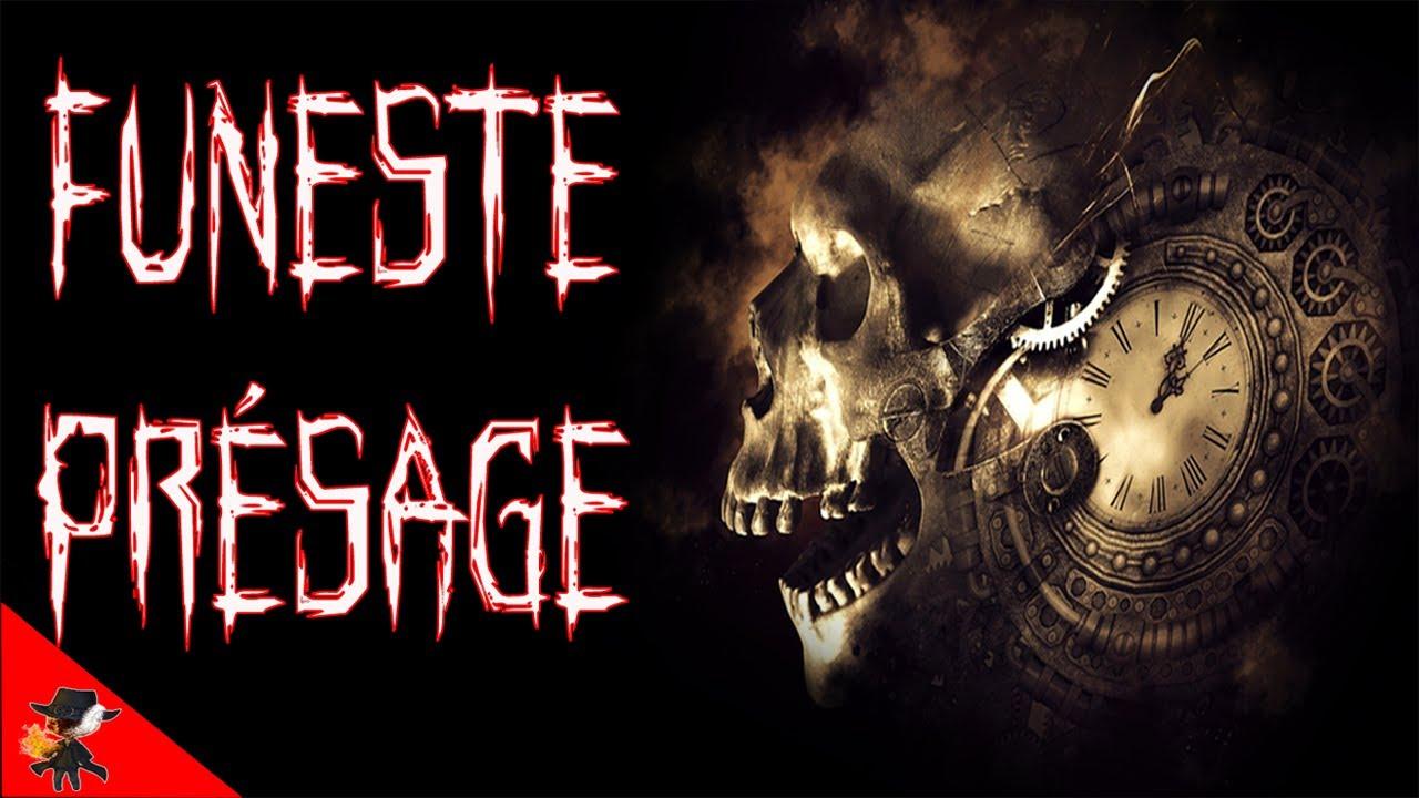 Creepypasta FR - Funeste Présage (Avec PyraKoo) [Histoire inédite]