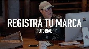 CÓMO REGISTAR UNA MARCA 2018 - IMPI - TUTORIAL + SORTEO (Cerrado)