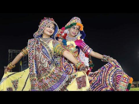 Live Garba Gandhinagar Cultural Forum Navli Navratri 2018: Day9- Surili Sargam- SALIL MEHTA