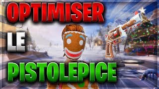 OPTIMISER THE PISTOLEPICE - FORTNITE SAUVER THE WORLD
