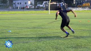 The Drill Factory: Wide Receiver Training - Stick n Out