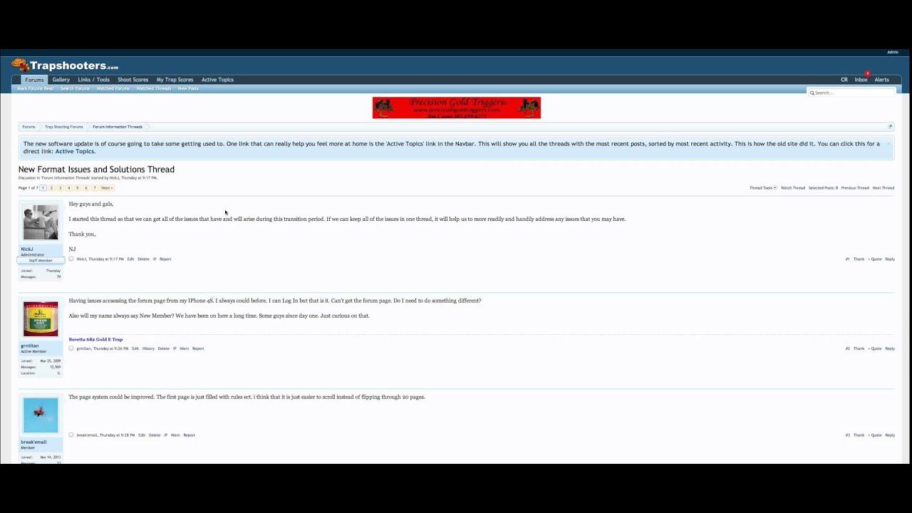 Xenforo Software Tutorial