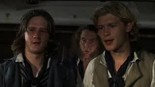 Master And Commander (Peter Weir, 2003) : The Model Ship