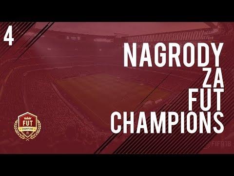 FIFA 18 NAGRODY ZA FUT CHAMPIONS MAMY EKRANY!!
