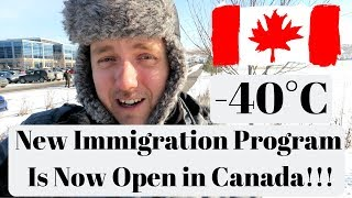 New Immigration Program in Canada! | Rural and Northern Immigration Pilot