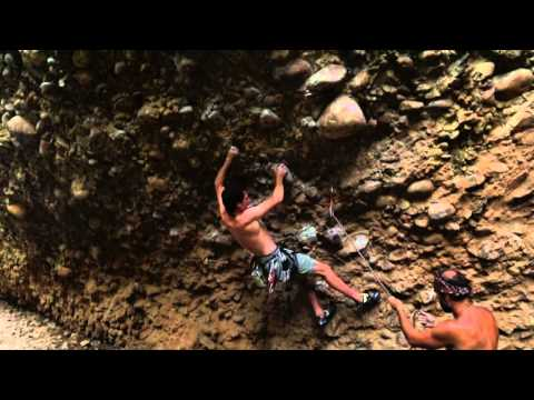 Climbing Maple Canyon with Dave Nessia by Bamboo Visuals