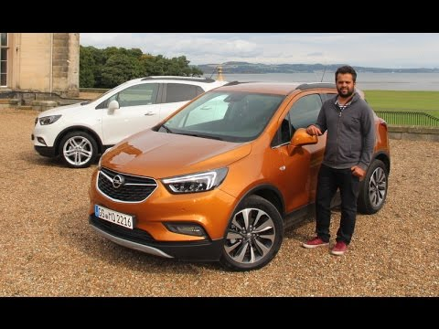 test opel mokka x youtube. Black Bedroom Furniture Sets. Home Design Ideas