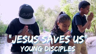 "Christian Rap - Young Disciples - ""Jesus Saves Us"" Music Video (@ChristianRapz)"