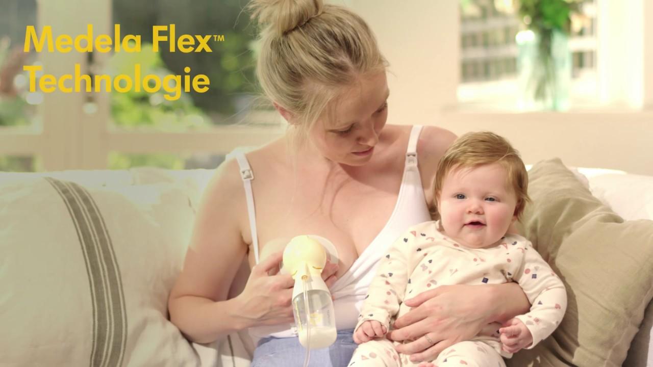 Medela Swing Flex Milchpumpe – So einfach geht's