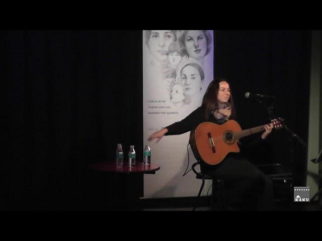 LUCÍA SÓCAM Canta a las Mujeres del 27